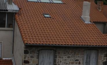 Réfection toiture