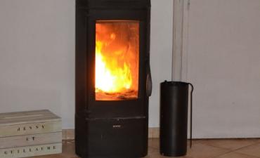 Installation chauffage bois
